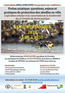 Affiche Conference-frelon-asiatique-20JANV-1170x1651