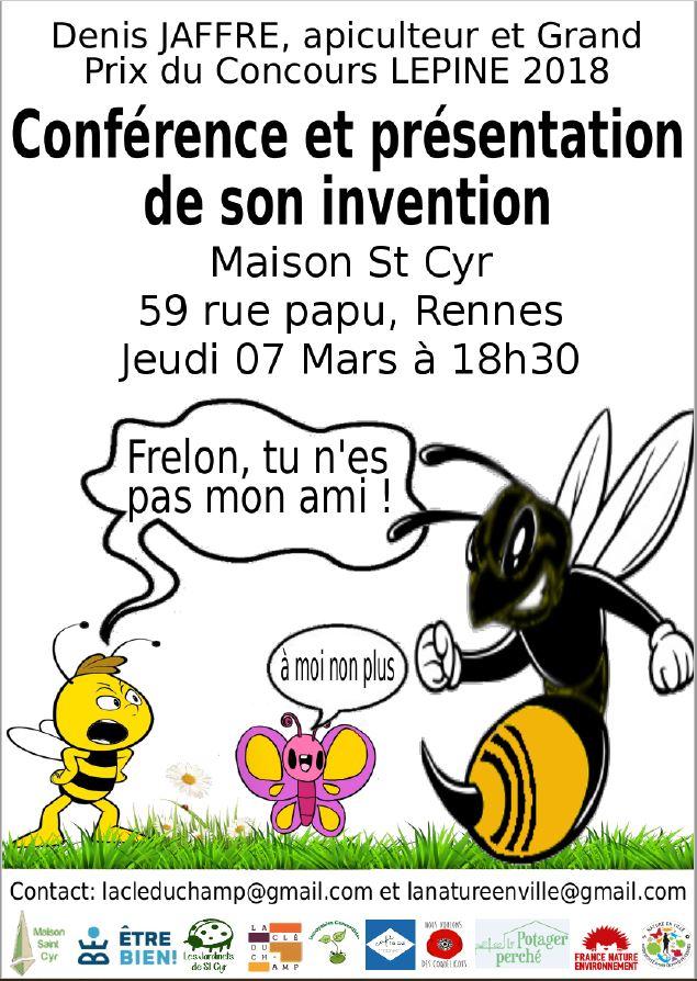Rennes 07 03 2019